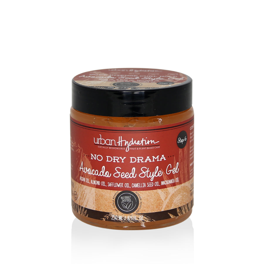 No Dry Drama Avocado Seed Oil Style Gel