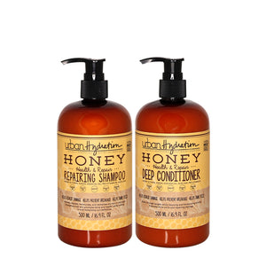 Load image into Gallery viewer, Honey Health & Repair Shampoo & Conditioner Set (2 Items)