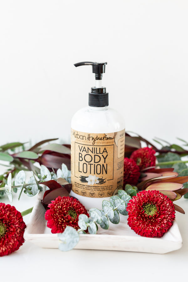 Vanilla Body Lotion