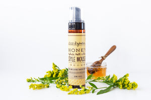 Honey Health & Repair Curl Mousse