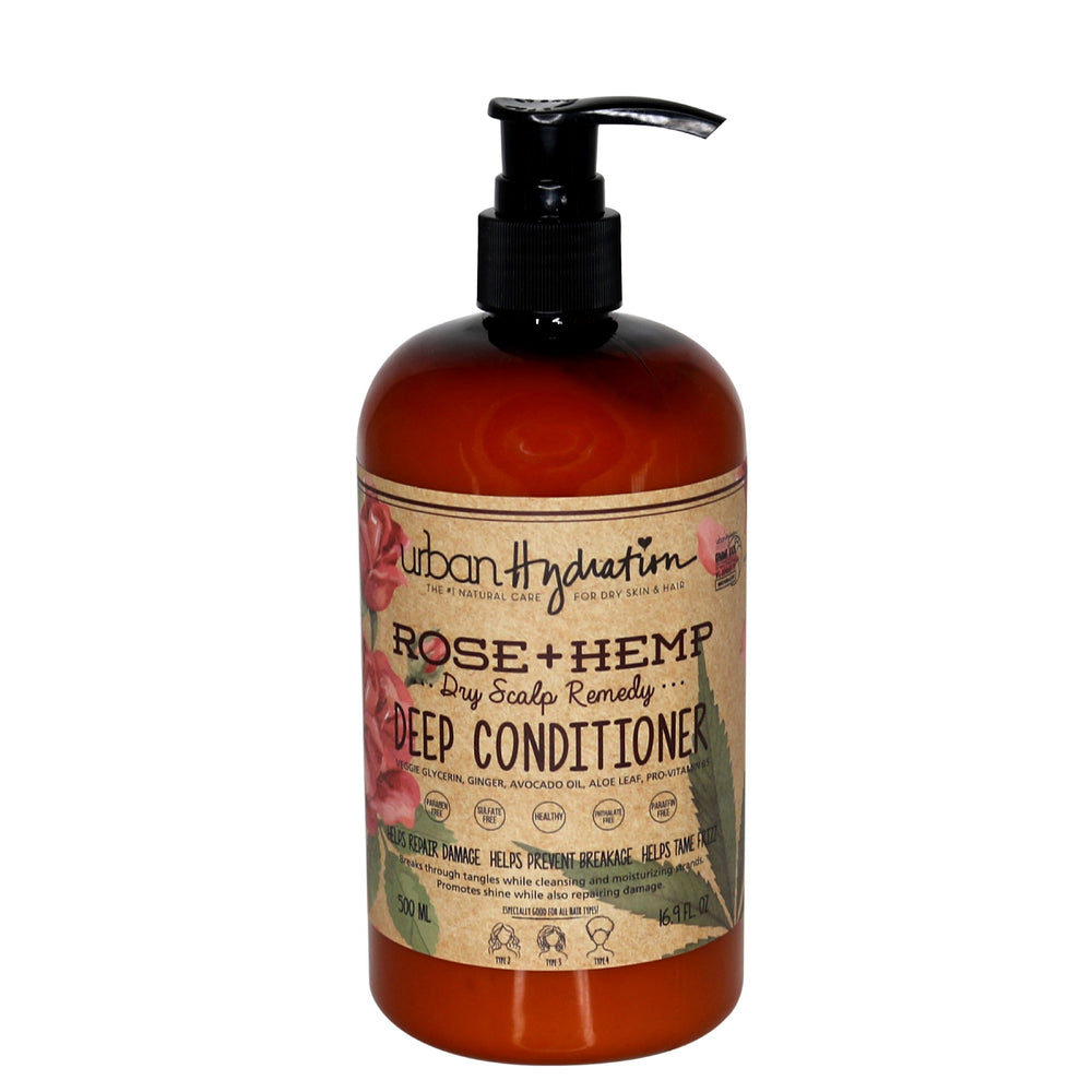 Rose + Hemp Conditioner