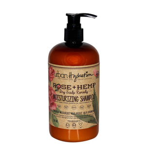 Rose + Hemp Shampoo