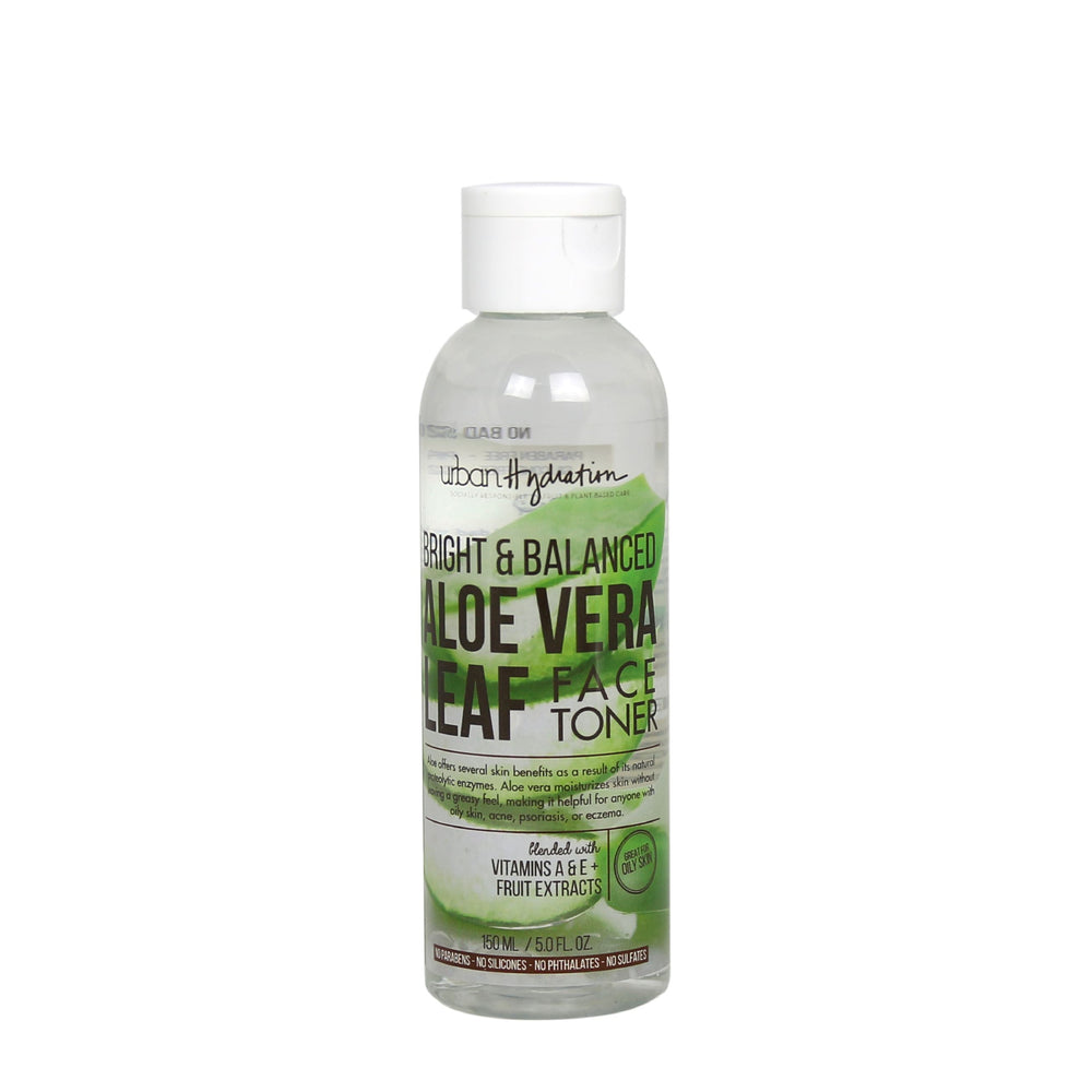 Load image into Gallery viewer, Bright & Balanced Aloe Vera Leaf Face Toner