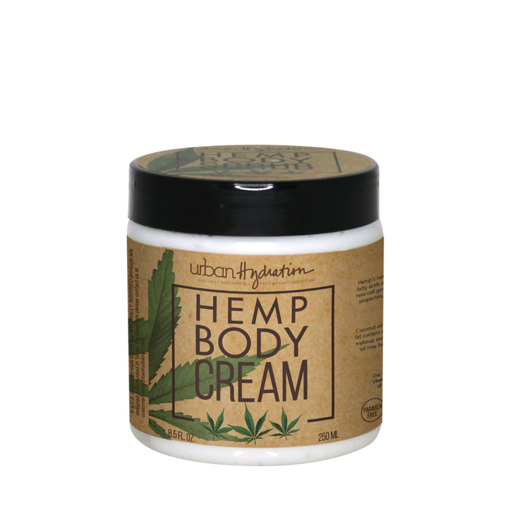 Hemp Seed Oil Body Cream