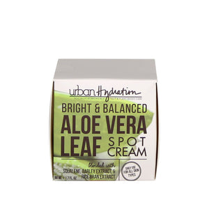 Bright & Balanced Aloe Vera Leaf Spot Cream