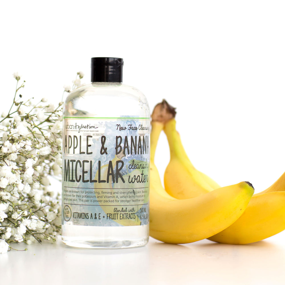 Apple & Banana Micellar Cleansing Water