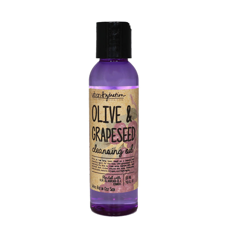 Collagen & Brightening Olive & Grapeseed Cleansing Face Oil
