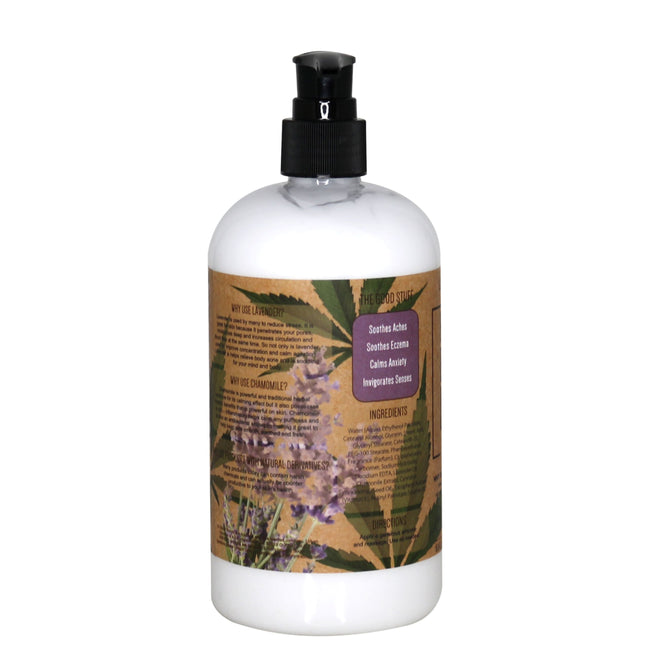Hemp Lavender Body Lotion
