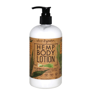 Hemp Seed Oil Lemongrass Body Lotion