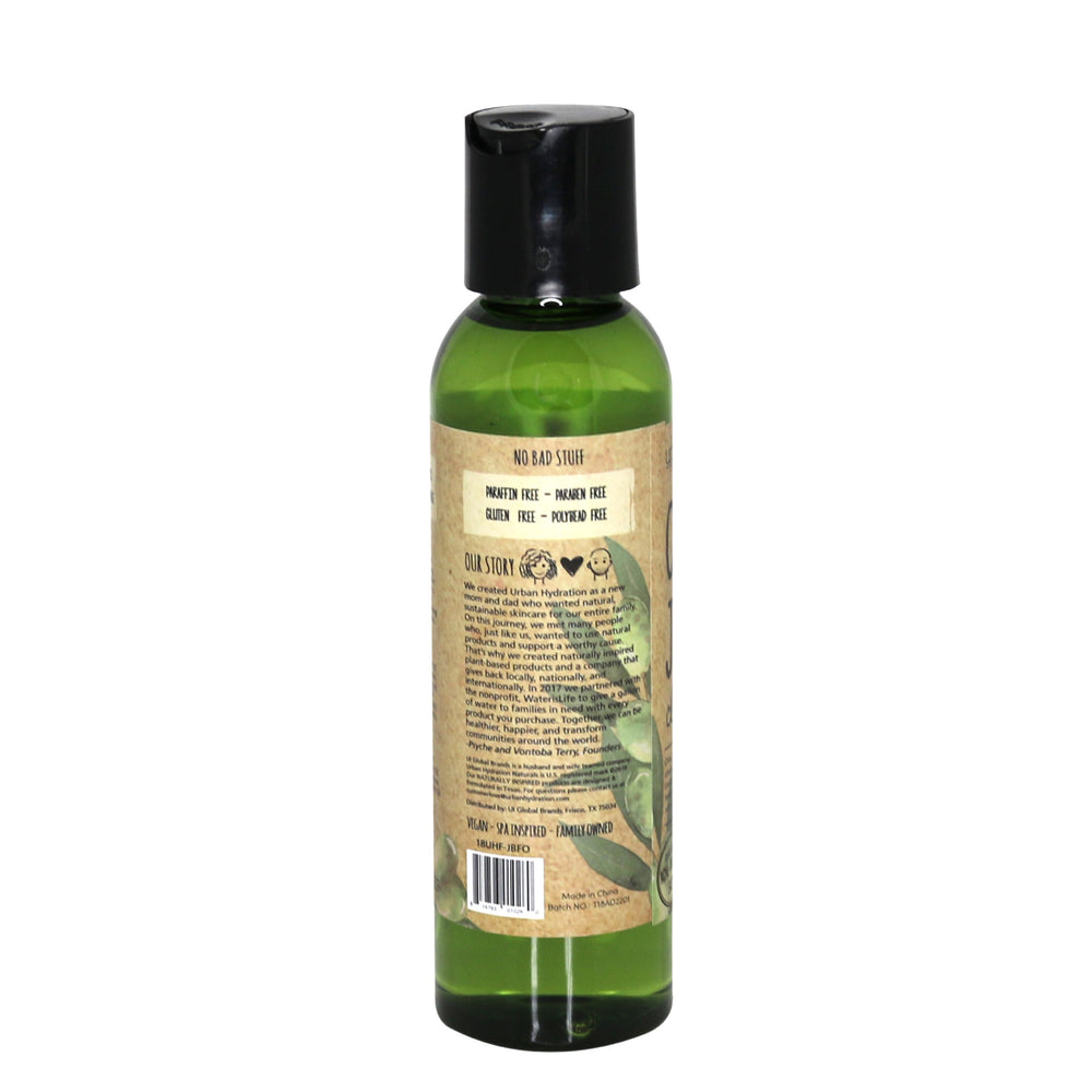 Acne Relieving & Moisturizing  Olive & Jojoba Cleansing Face Oil