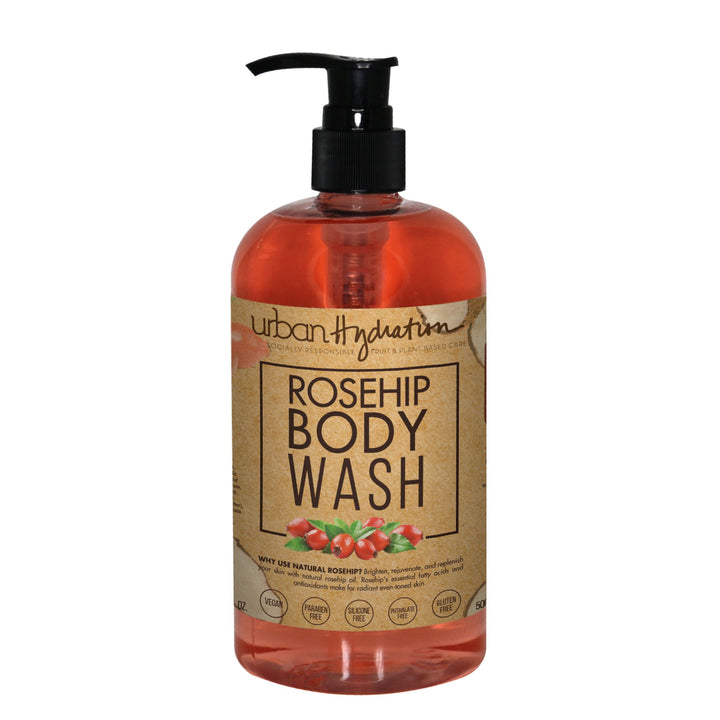 Rosehip Body Wash