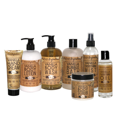Vanilla Complete Bath & Body - 7pc Set