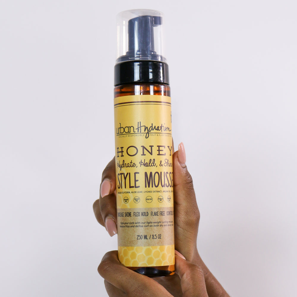 Load image into Gallery viewer, Honey Health & Repair Curl Mousse