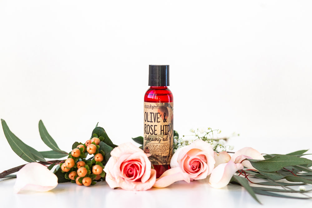 Spot & Scar Rosehip & Olive Soothing Face Cleansing Oil
