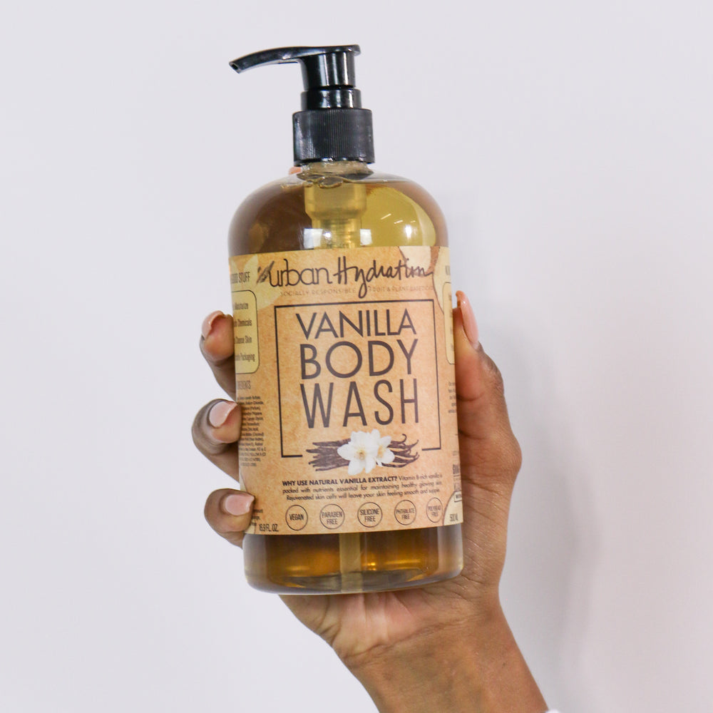 Vanilla Body Wash