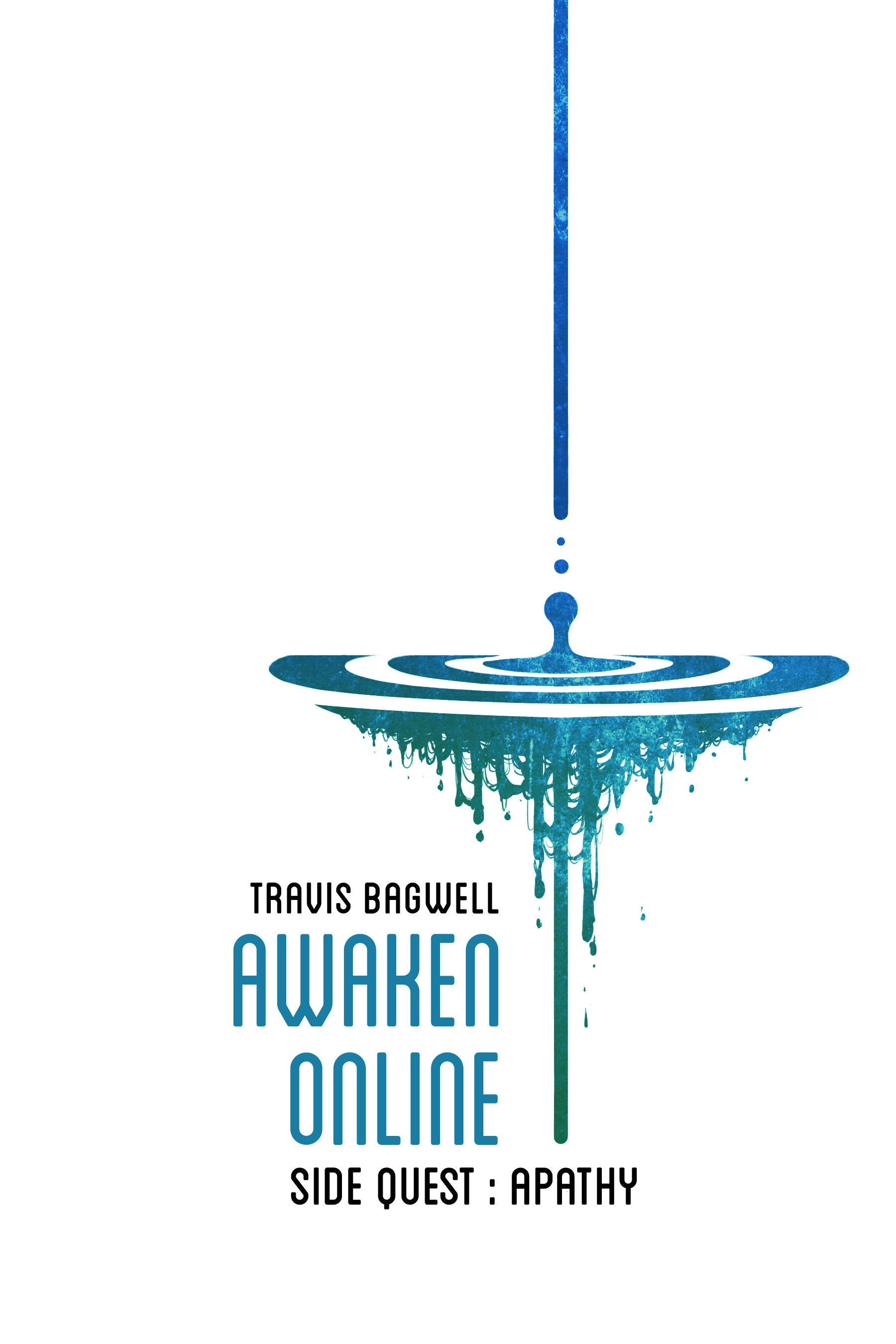 Awaken Online: Apathy - Signed Print Edition