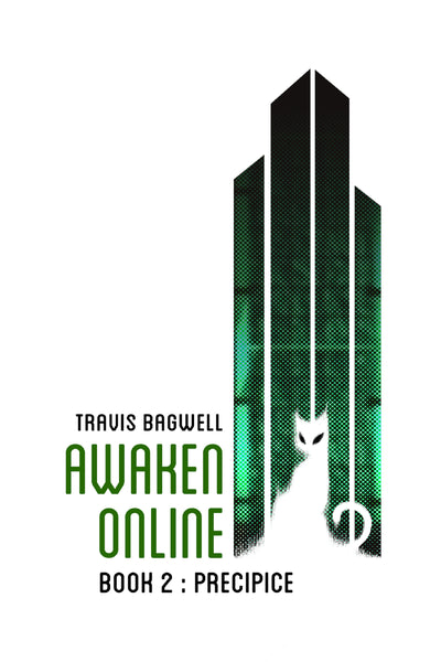 Awaken Online: Precipice - Signed Print Edition