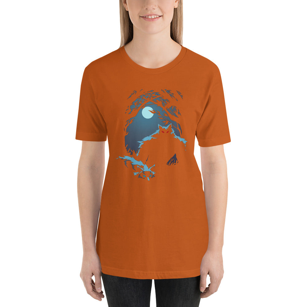 Unity (Night) Short-Sleeve Unisex T-Shirt
