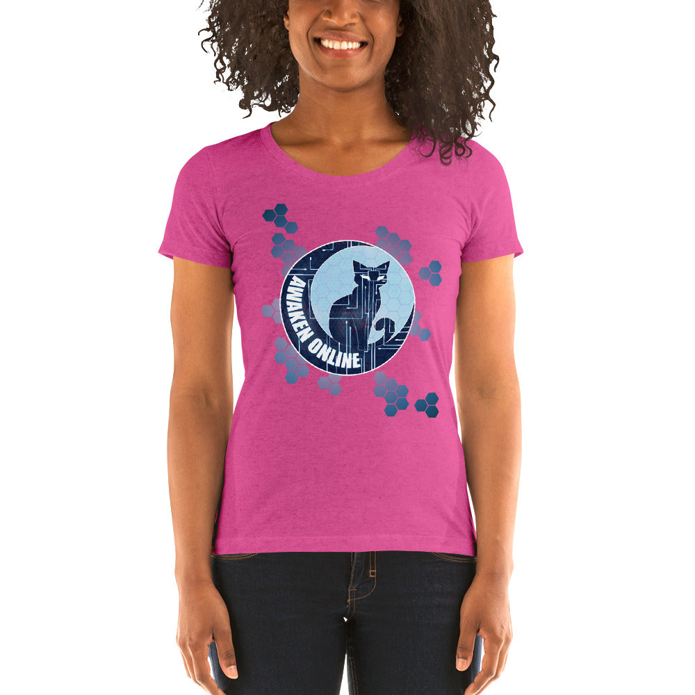 Alfred - Ladies' short sleeve t-shirt