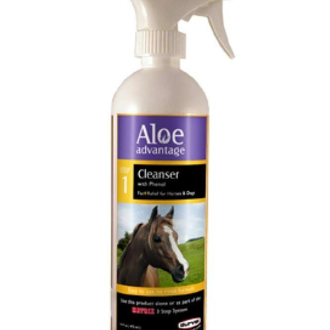 FoxHuntingShop.com-Aloe Advantage Cleanser