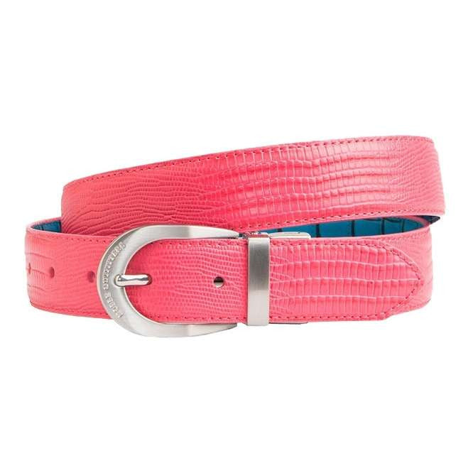 Back-To-Back Reversible Belt