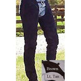 FoxHuntingShop.com-Children's Suede English Schooling Chaps (Closeout)