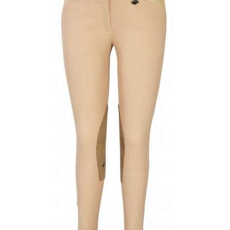 FoxHuntingShop.com-CoolMax Champion Front Zip Breeches