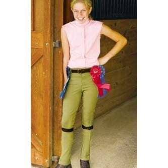 Pull On Cotton Jodhpurs