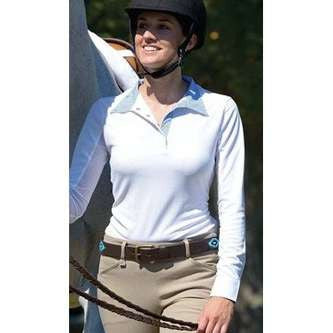 Equestrian Style Show Shirt