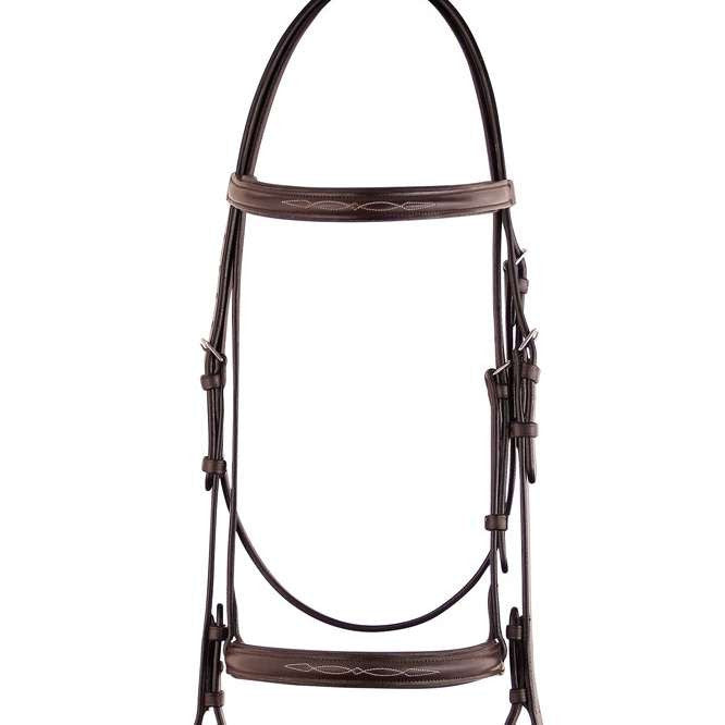FoxHuntingShop.com-Fairhaven Fancy Padded Bridle