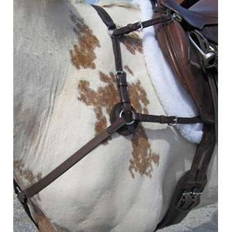 Five Way Hunt Breastplate with Elastic