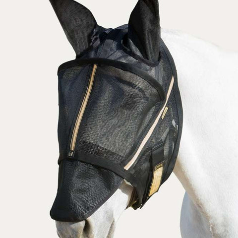 Guardsman Fly Mask with Ear Holes