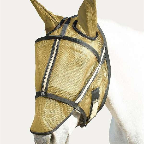 Guardsman Fly Mask with Ear Covers