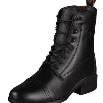 Ladies' Heritage III Zip Paddock Boots Limited Stock Limited Stock