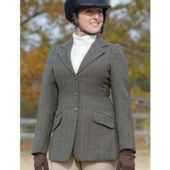 FoxHuntingShop.com-Ladies' Huntington Cubbing Coat