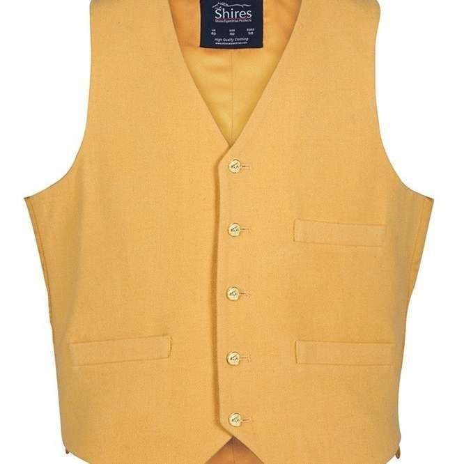 FoxHuntingShop.com-Men's Clifton Canary Hunt Vest
