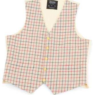 FoxHuntingShop.com-Men's Clifton Tattersall Hunt Vest (Closeout)