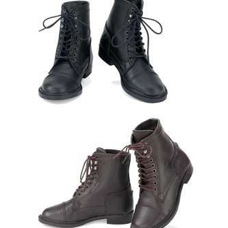 FoxHuntingShop.com-Millstone Lace Paddock Boots