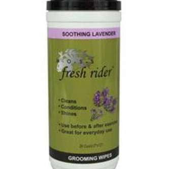 MOSS Fresh Rider Grooming Wipes