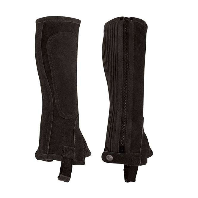 FoxHuntingShop.com-Perri's Kids' Suede Half Chaps