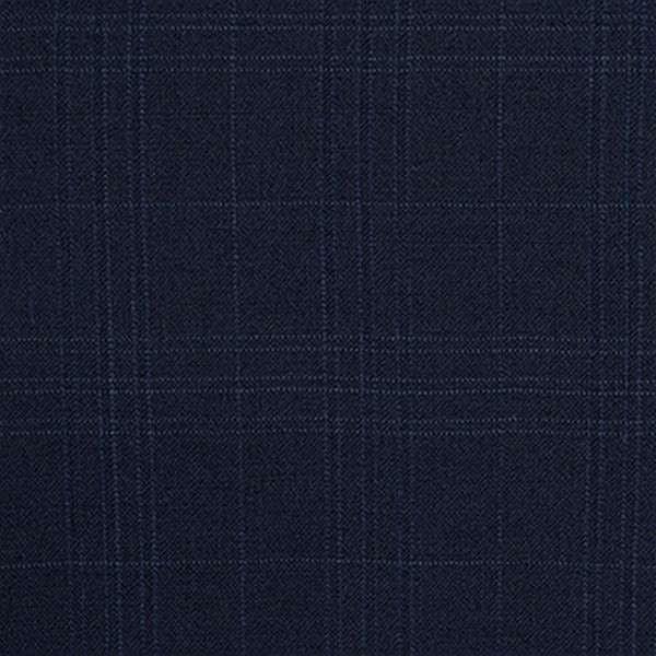 FoxHuntingShop.com-Prestige Collection Stretch - Dark Blue Plaid