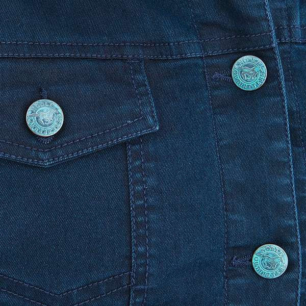 Rhythm & Blues Denim Jacket