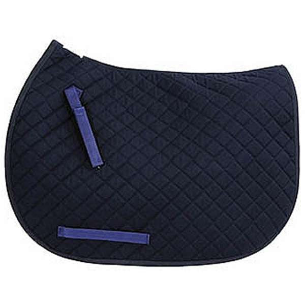 FoxHuntingShop.com-TuffRider Basic Dressage Pad - Colors 17842 - Red