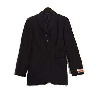 FoxHuntingShop.com-Used Classic Dressage Frock  - Black
