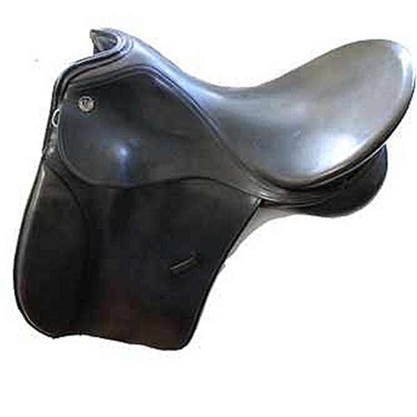 Used Kieffer Dressage Saddle 16.5""