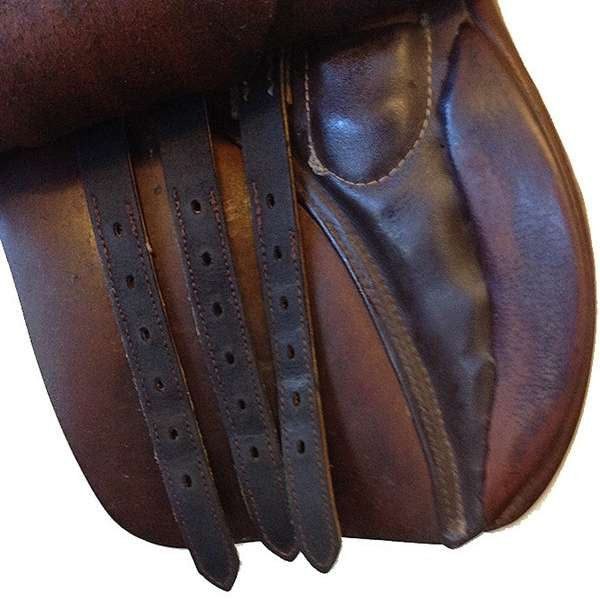 FoxHuntingShop.com-Used Stubben Wotan All Purpose Saddle 17""