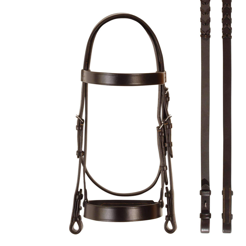 FoxHuntingShop.com-Bobby's Heavy Duty Hunt Bridle