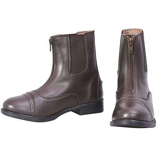 FoxHuntingShop.com-Ladies Starter Front Zip Paddock Boot