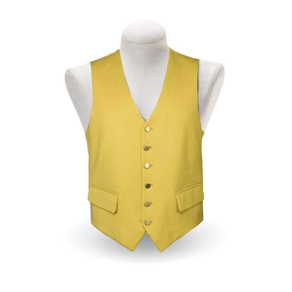 FoxHuntingShop.com-Men's Cheshire Canary Hunt Vest
