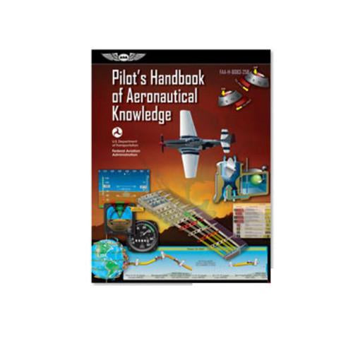 Libro Pilots Handbook Of Aeronautical Knowledge